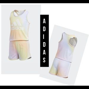 Girls adidas romper